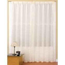 Cortinas de tergal frances de 140x200 en mercado for Ganchos para colgar cortinas