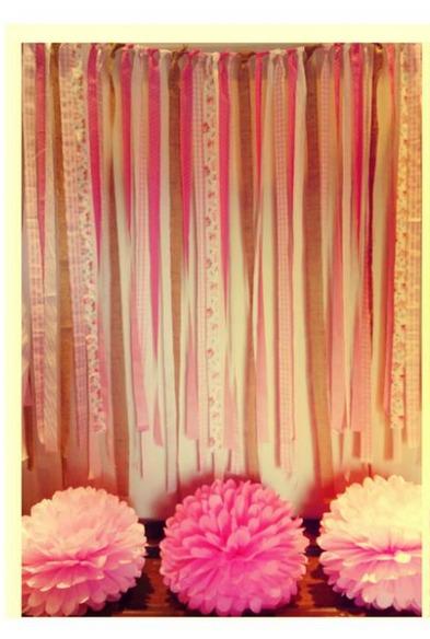 Cortina tiras de tela las 25 mejores ideas sobre - Como hacer cortinas de tiras ...
