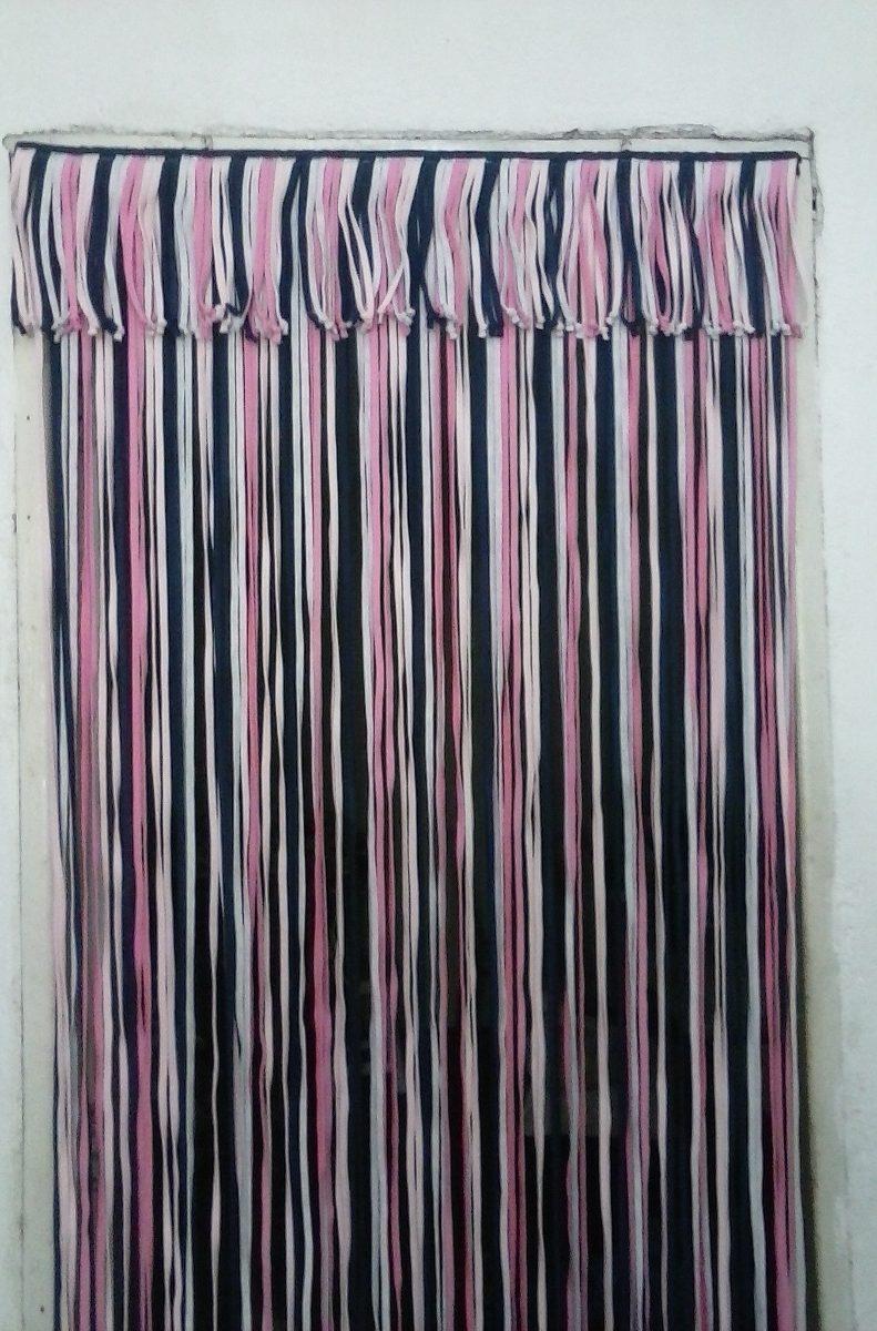 Cortinas de tiras para porta r 28 00 em mercado livre - Como hacer cortinas de tiras ...