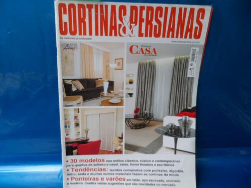 cortinas & decoração tendência ponteiras e varões ano 1 n  8