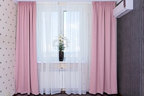 cortinas dobles infantiles para nios bebes doble cortinado
