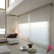 cortinas dobles roller sunscreen 5% & black out 100% 1.5 x 2