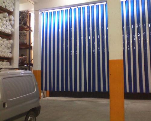 cortinas en pvc(supermercados/camaras/sanitarias/panaderias)