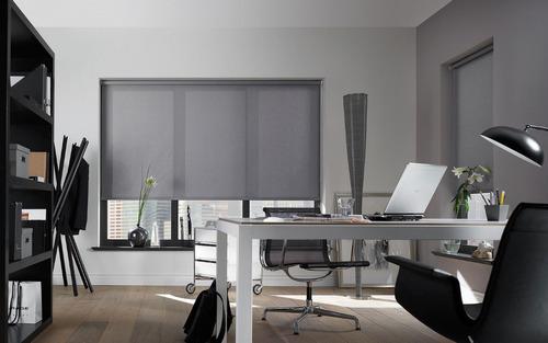 cortinas enrollables o cortinas roller decorartehogar screen