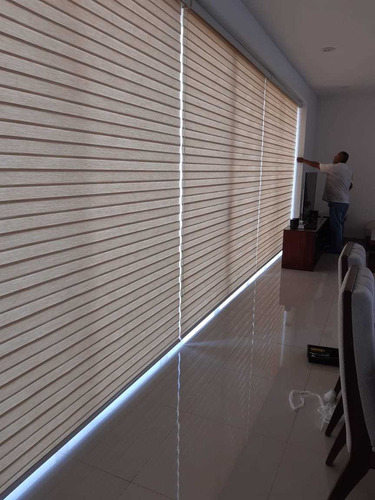 cortinas enrollables y persianas
