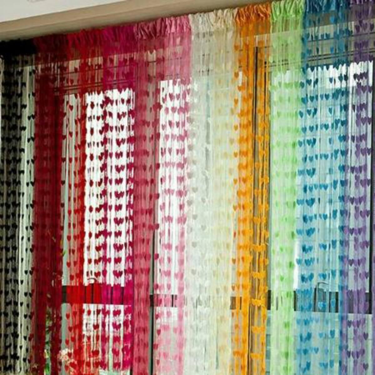 Cortinas decorativas para puertas top nuevamente diseo for Cortinas decorativas para puertas