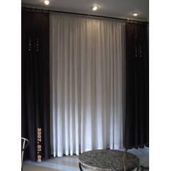 cortinas finas sob medida r 399 00 em mercado livre On cortinas finas