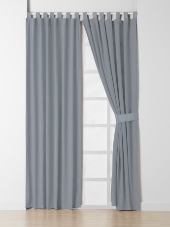 cortinas gruesas alegro 17 colores a elegir de intima