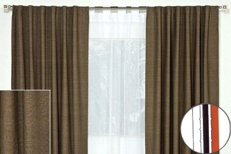 Cortinas gruesas tecnolog a black out lbf 1 en for Telas de cortinas de salon