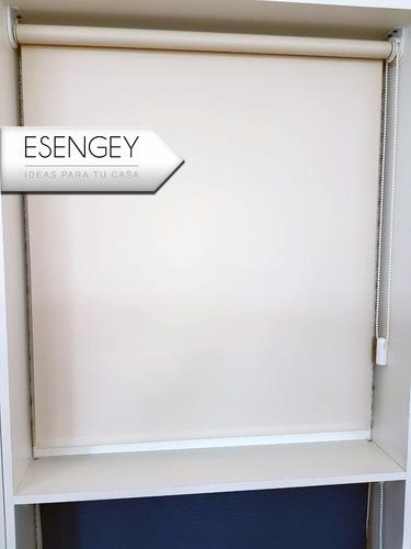 cortinas mejor calidad faciles de instalar roller blackout