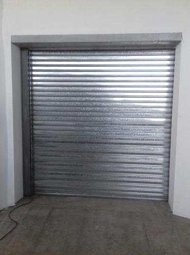 cortinas metalicas a medida