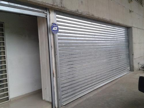 cortinas metálicas a pedido  fabricación, mv estructuras.