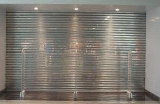 cortinas metálicas: armado, venta, colocación y reparación