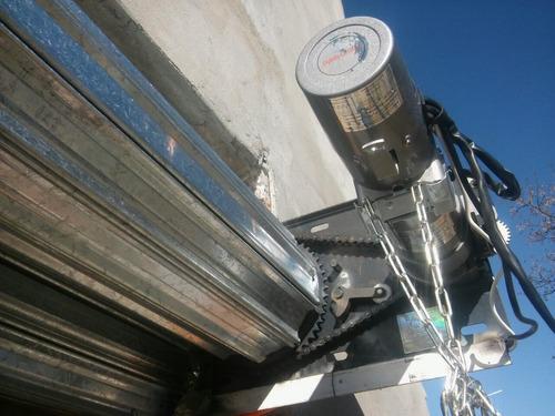 cortinas metálicas fabricación reparación  urg 24 hs