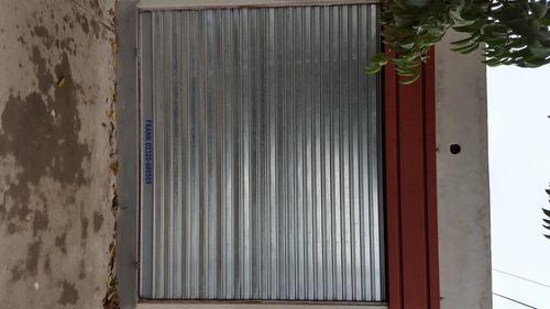 cortinas metálicas frank - a medida.