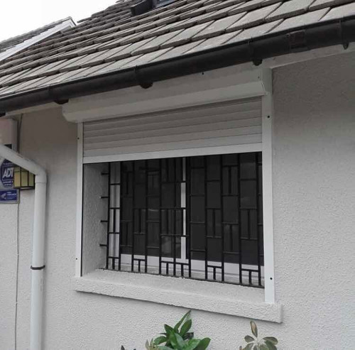 cortinas metálicas iron door