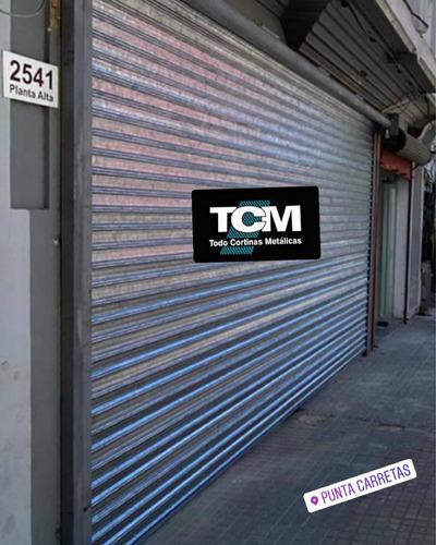 cortinas metálicas tcm todo cortinas metalicas