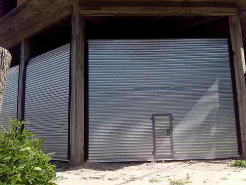 cortinas metálicas tomietto directo de fabrica (a medida)