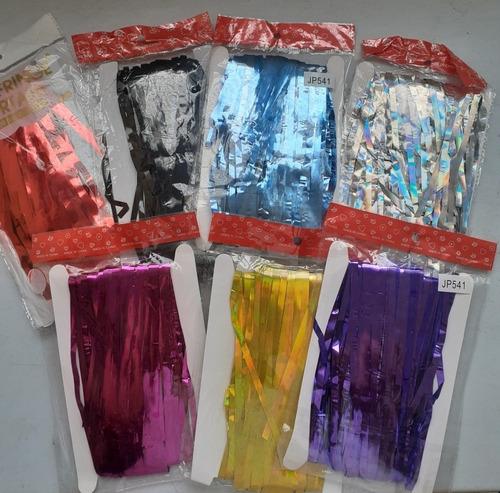 cortinas metalizadas