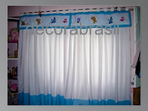 cortinas modelos exclusivos para habitacin de nios y bebes
