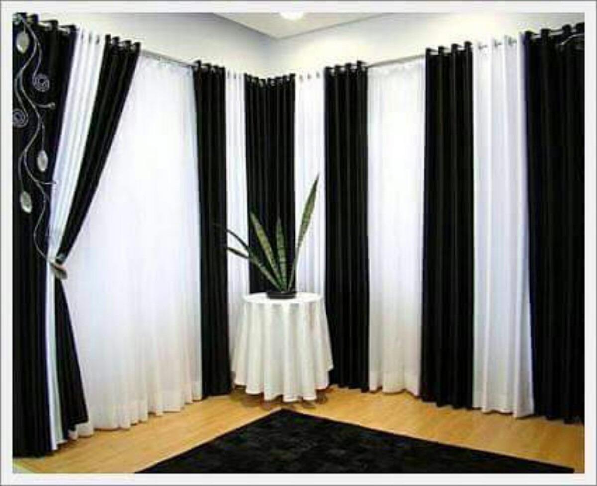 Cortinas modernas s 59 00 en mercado libre for Donde venden cortinas
