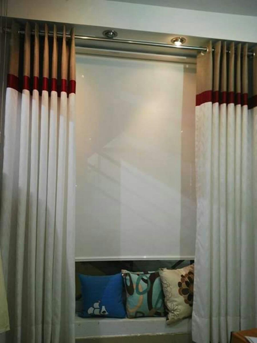 Cortinas modernas s 9 00 en mercado libre for Modelos de cortinas modernas