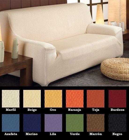 Fundas para sofas modernas fundas de sofas elasticos y for Fundas asientos coche carrefour