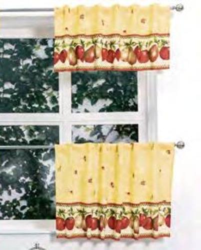 cortinas para cocina california a vianney