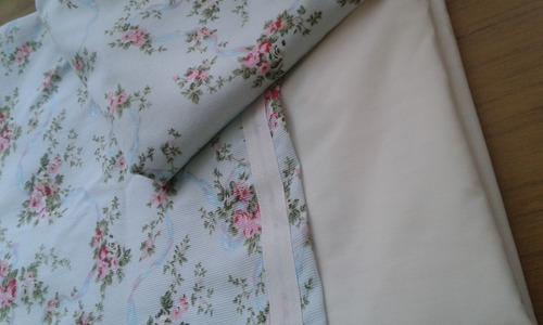 cortinas para cuarto de bebé. 2 paños 1,50x 2,00m c/u