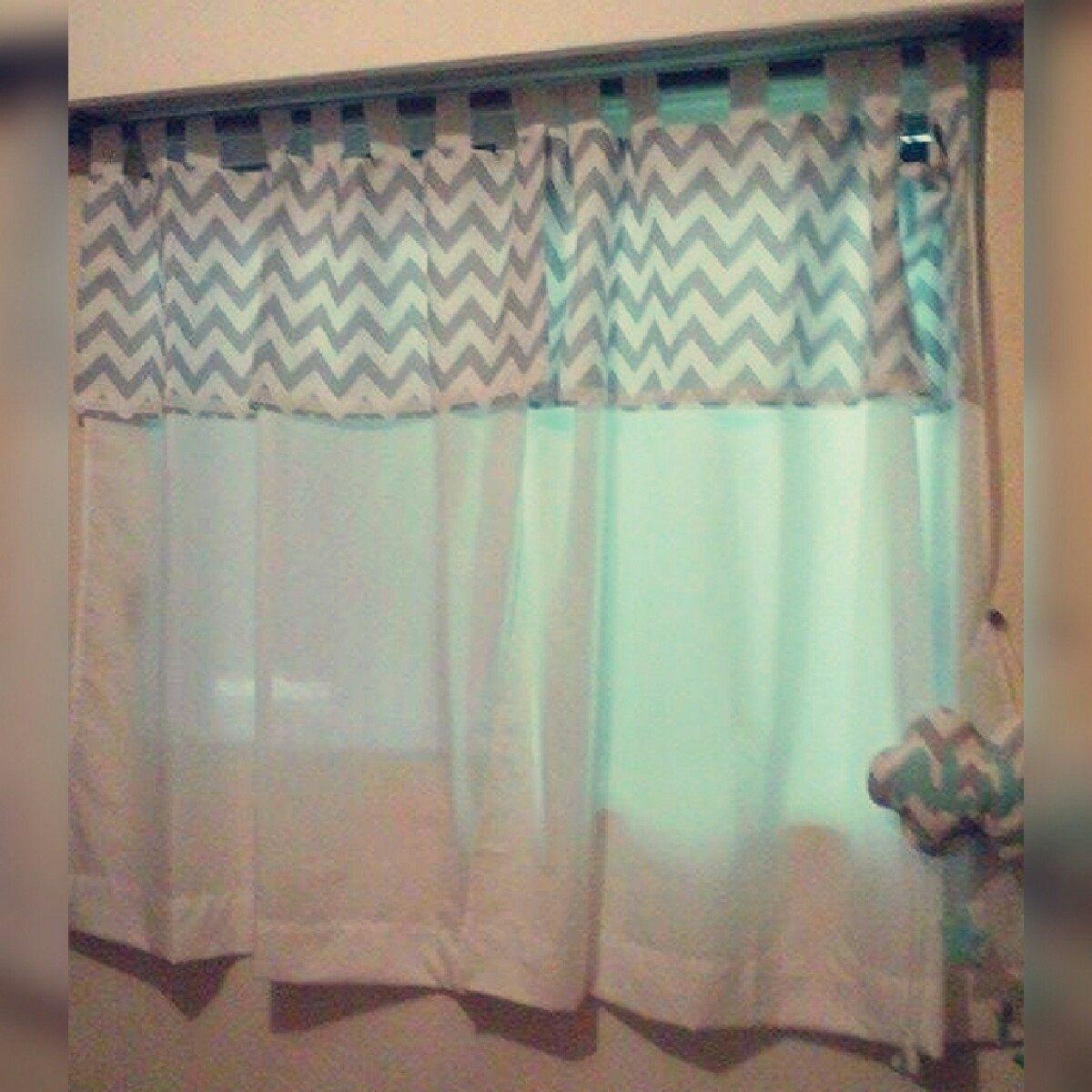 Conjunto lampara y cortina para cuarto de bebé. de segunda mano por ...
