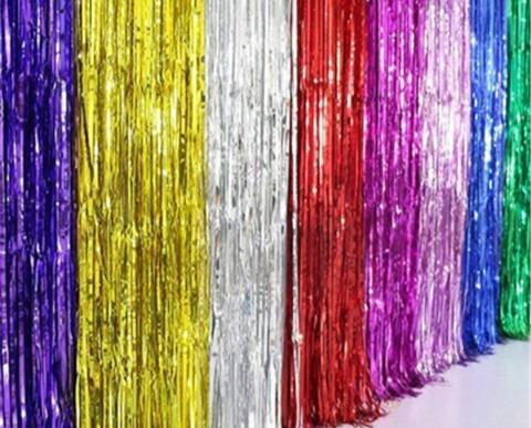 cortinas para fiesta eventos remate