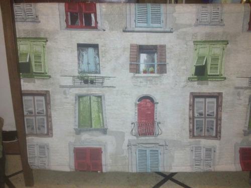 cortinas para muebles, ventanas, puertas, consultorios