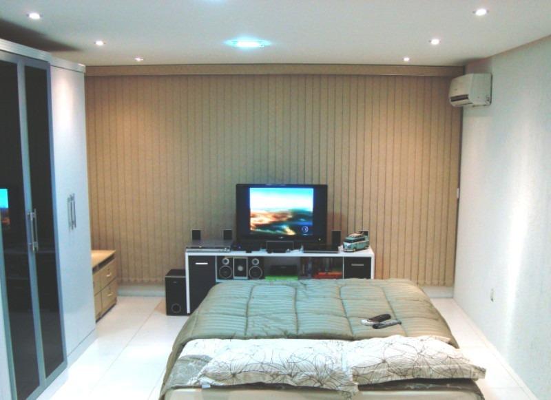 Cortinas Para Quarto Persiana Vertical Blackout 12x m²  R$ 88,99 em Mercad