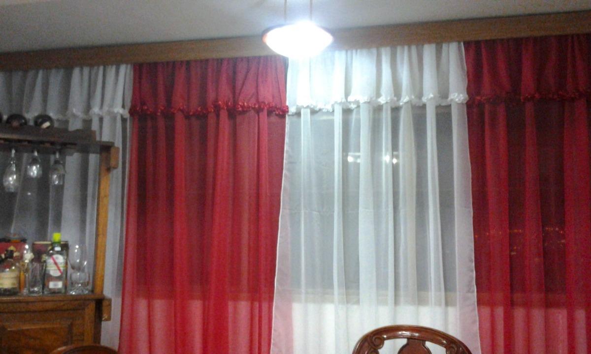 Cortinas para sala bs en mercado libre for Decoracion de cortinas