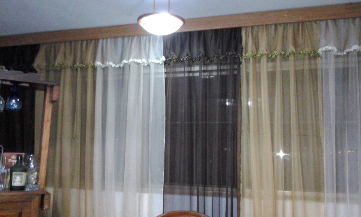 Cortinas para sala bs en mercado libre for Donde venden cortinas
