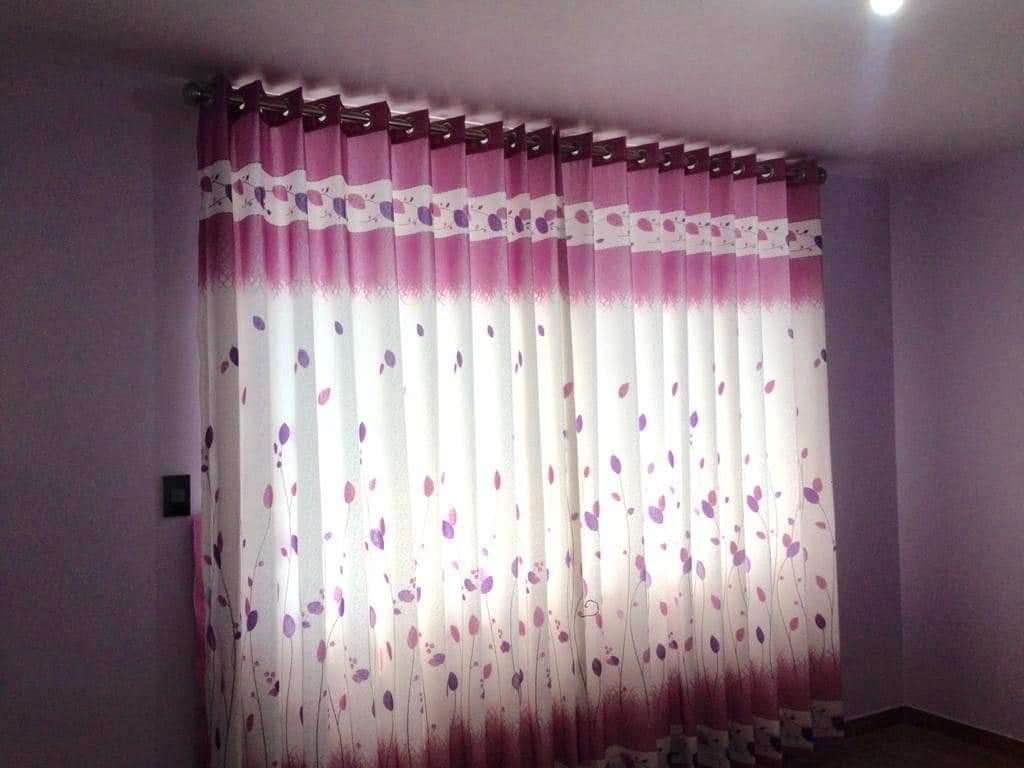 cortinas para salas y dormitorios
