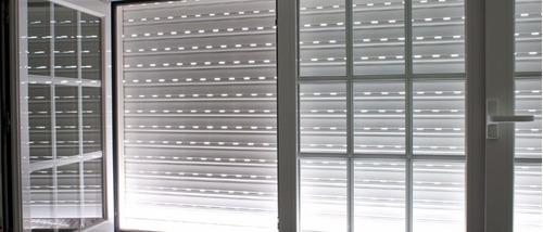cortinas persianas de enrollar de pvc reforzado por m2