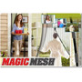 Cortina Magica Magic Mesh Anti Moscos Anti Insectos Magnetic