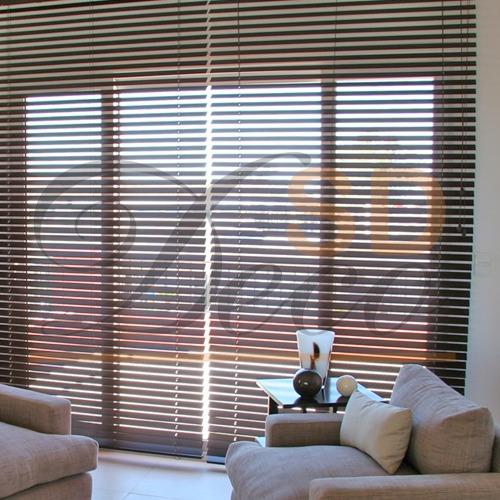 cortinas persianas venecianas de aluminio de 25 mm - sd deco