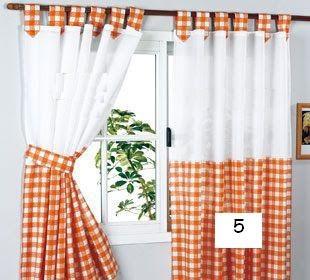 cortinas popurry-home de cocina