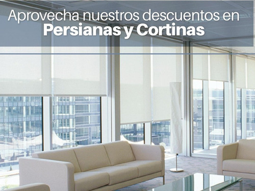 cortinas roler black out y sgring