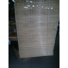 Cortinas Roller Bambu