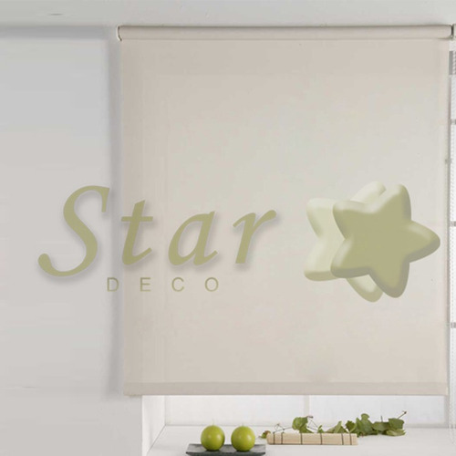 cortinas roller black out deco