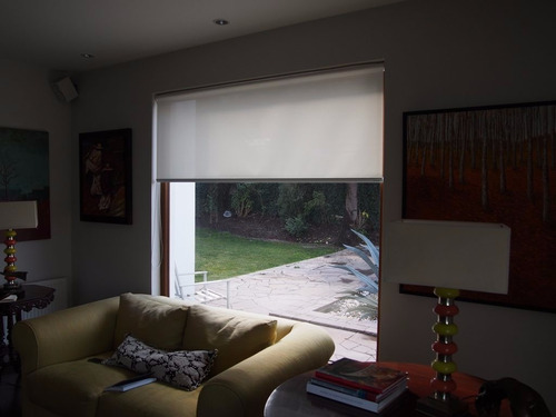 cortinas roller black out, screen, duo.