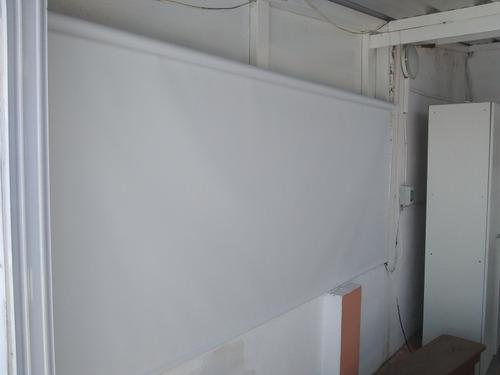 cortinas roller black out - sun screen
