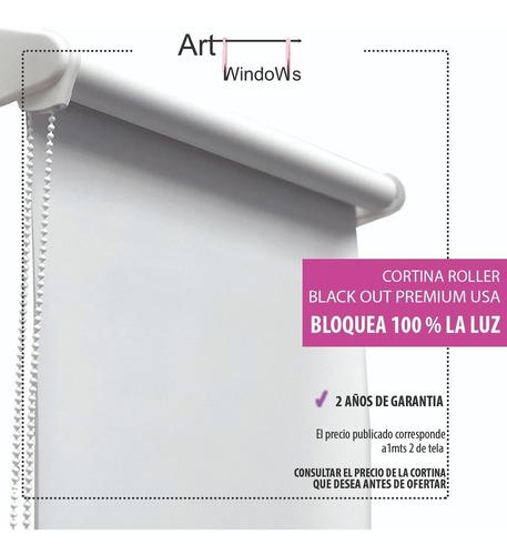 cortinas roller black out vinilico origen u.s.a ! ! !
