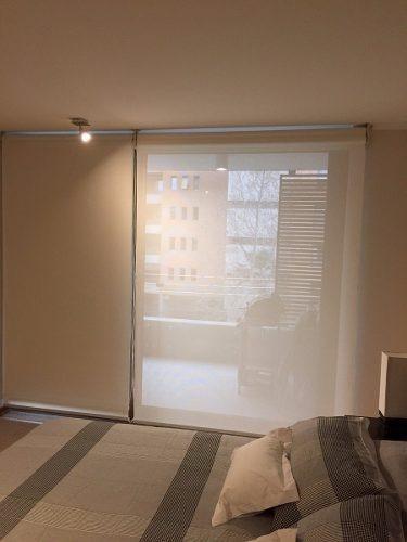 cortinas roller  dual