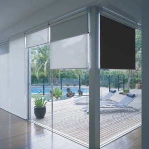 cortinas roller en rosario - blackout y screen - garantía