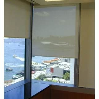 cortinas roller enrollable telas sun screen sunset