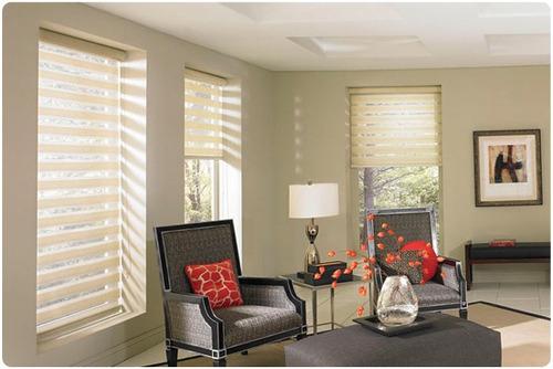 cortinas roller modernos para sala dormitorios y oficinas